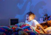 كابوس شبانه کودکان و نحوه برخورد والدین با آن