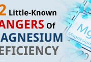 5 عارضه خطرناک با کمبود منیزیم در بدن