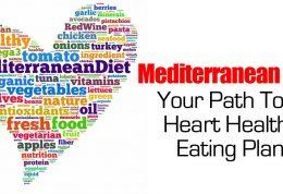 فایده های رژیم غذایی گیاهی و مدیترانهای برای قلب