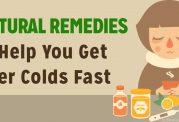 روش های خوراکی برای درمان سرماخوردگی