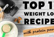 کاهش وزن با محصولات خوراکی پروتئینی