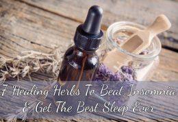 بهبود مشکلات خواب با دمنوش طبیعی