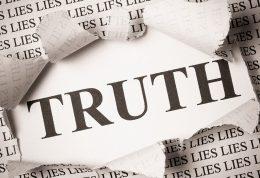 نشانههای دروغگویی