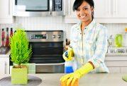 عوارض خانه تکانی برای سلامت زنان خانه دار
