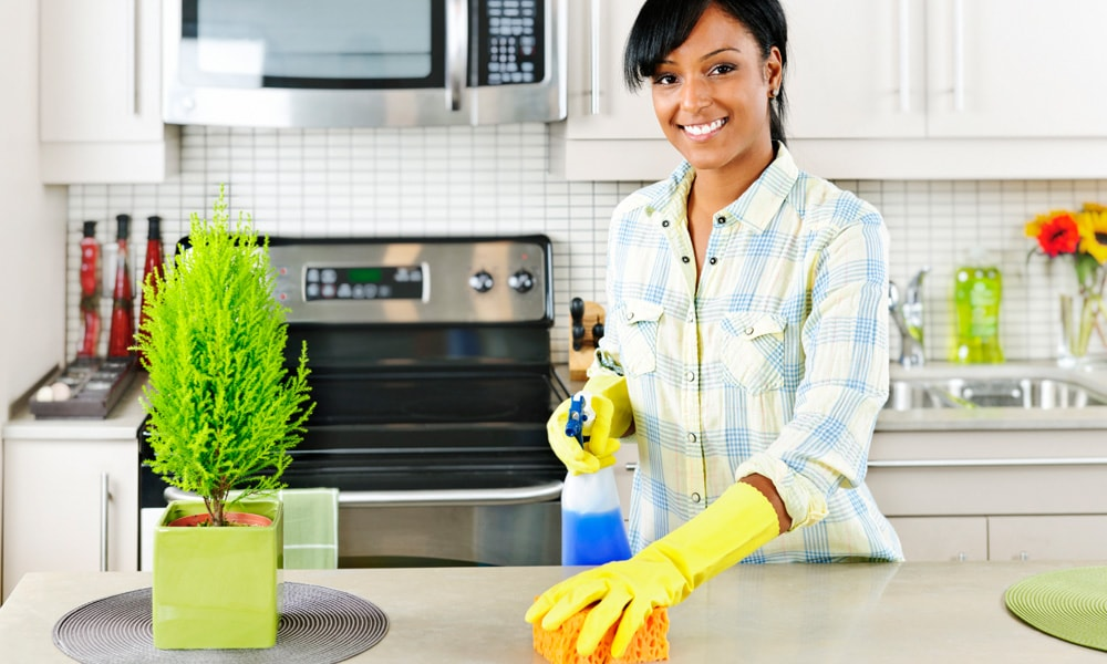 نکات ایمنی در نظافت خانه و خانه تکانی