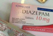 عارضه های ناشی از مصرف قرص دیازپام