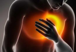 علل شایع درد قفسه سینه غیر قلبی