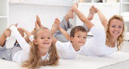 فواید سلامتی ورزش کردن والدین به همراه فرزندان
