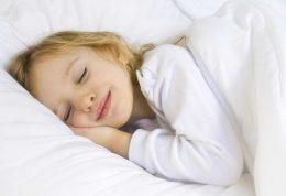 هورمون رشد کودکان در هنگام خواب ترشح می شود