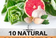 خوراکی های طبیعی جایگزین داروهای آنتی بیوتیکی