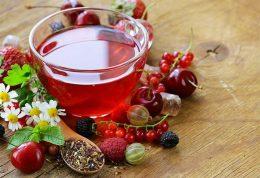 عوارض چای میوه ای برای سلامت دندان ها