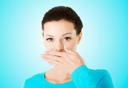 چرا دهانمان بوی بد می دهد؟