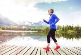 فواید ضد پیری ورزش کردن