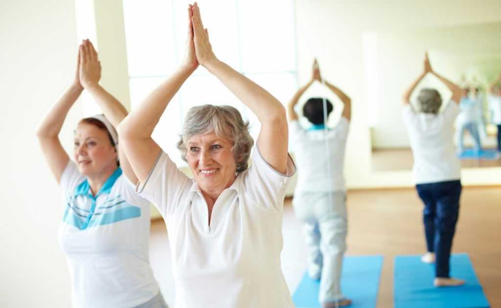 حقایقی راجع به پیری و ورزش کردن