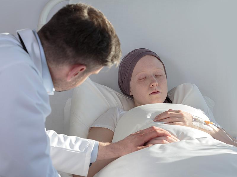 درمان جدید سرطان برای کسانی که به شیمی درمانی پاسخ نمی دهند