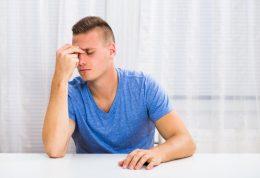 سینوزیت پیشانی چیست؟