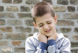 درد گردن در کودکان را چگونه درمان کنیم؟