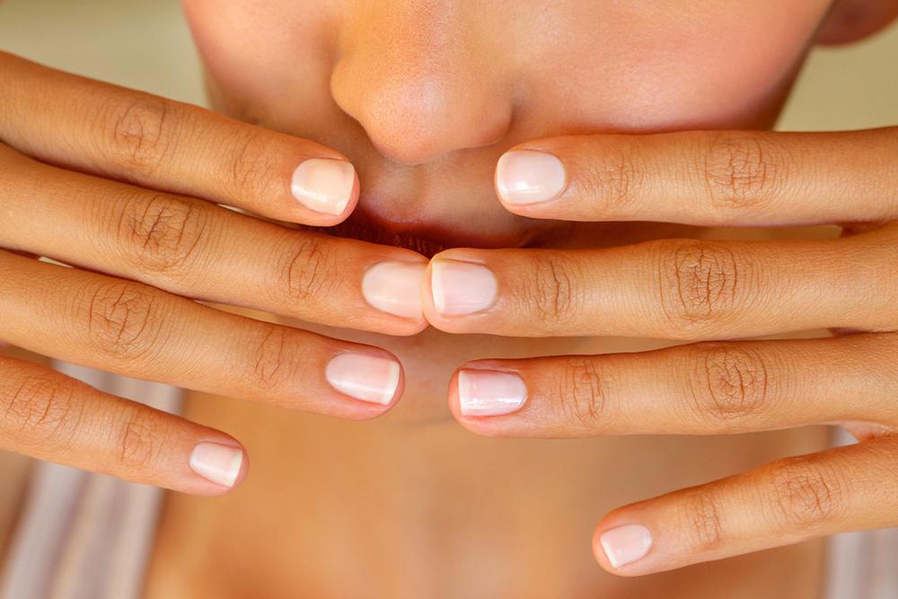 کنده شدن پوست اطراف ناخن