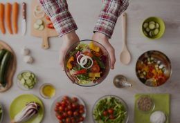 رژیم غذایی مناسب برای التهاب لوزالمعده