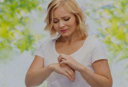 درمان خارش و آلرژی پوستی در کودکان و بزرگسالان