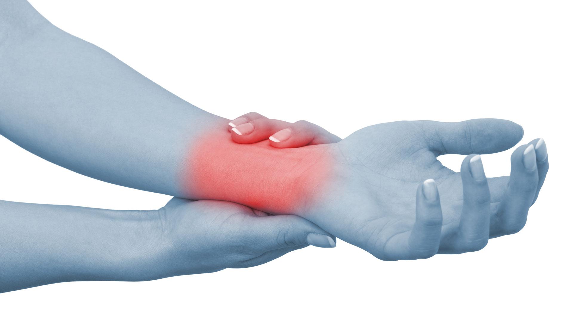 سندروم درد منطقه ای پیچیده