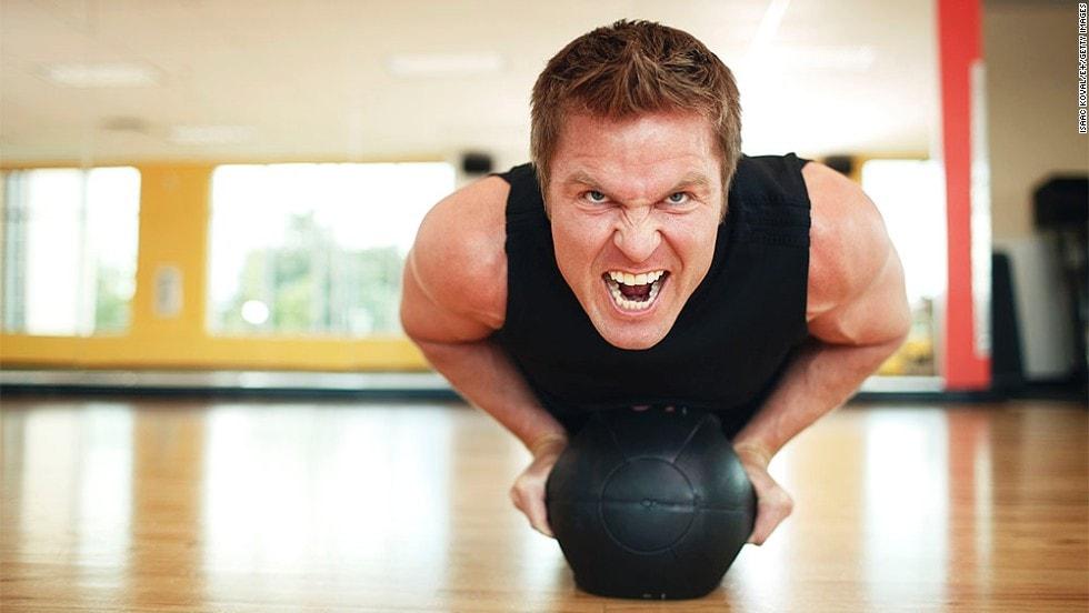 اعتیاد به ورزش