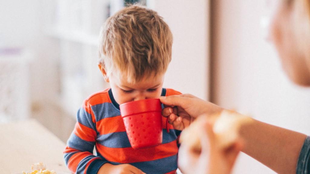 آنفولانزای معده در کودکان نوپا