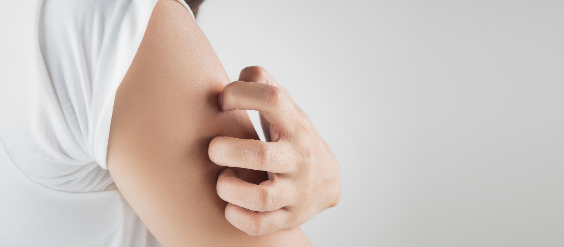 خارش و سوزش عضلات