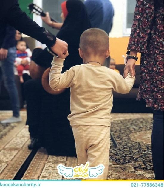 شب یلدا را به سبک خیریه کودکان فرشته اند جشن بگیریم