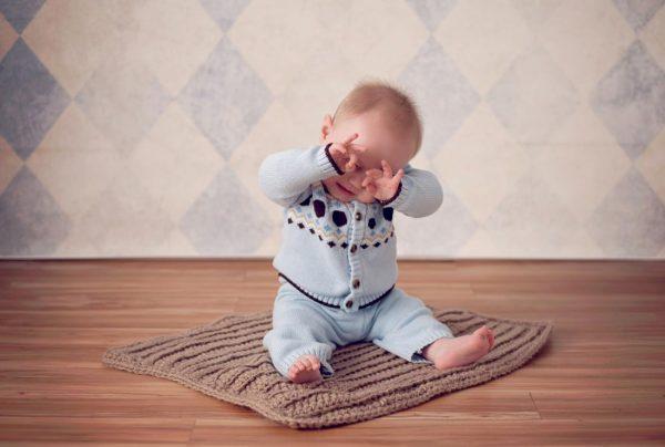 آبریزش بیش از حد چشم در نوزادان