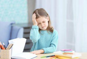 دلایل سردرد در کودکان و راه های درمان آن