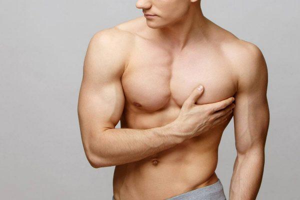 ژنیکوماستی و کاهش سایز سینه در مردان + فیلم