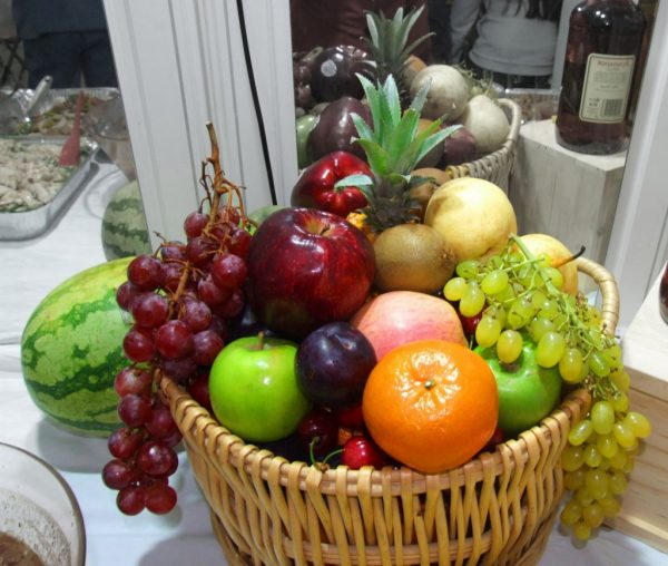 فنگ شویی میوه ها