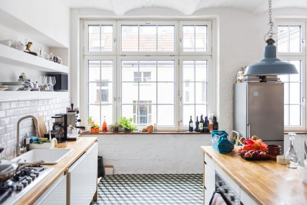 فنگ شویی آشپزخانه؛ محل قرار گرفتن آن در نقشه خانه
