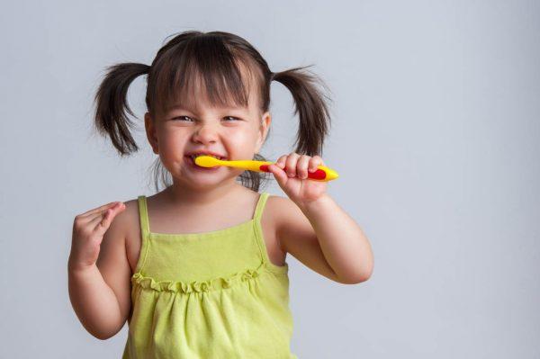 بوی بد دهان در کودکان