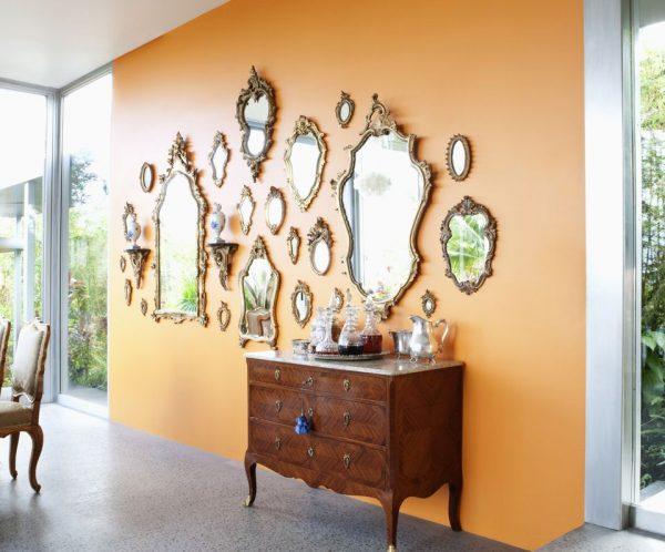 فنگ شویی آینه