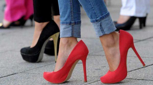 بدترین نوع کفش برای پاهای شما - بخش اول