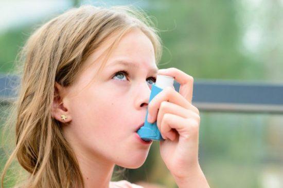 اشتباهات رایج استفاده از اسپری آسم