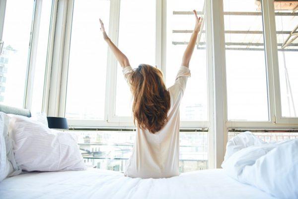 سحرخیزی و زود ازخواب بیدار شدن