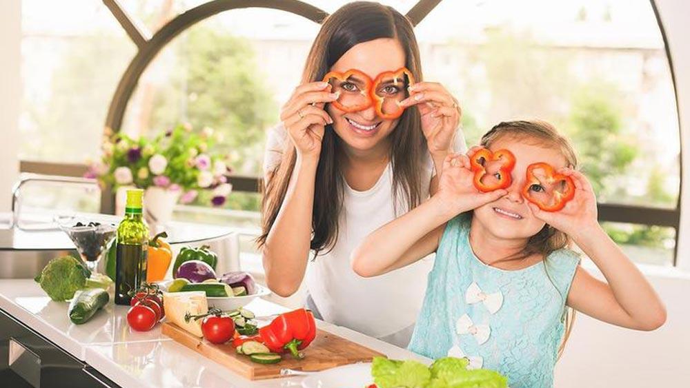 میان وعده های سالم برای گیاهخواران