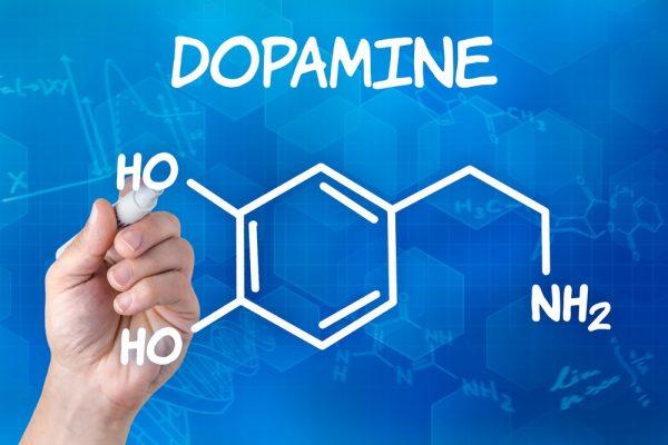 افزایش سطح دوپامین