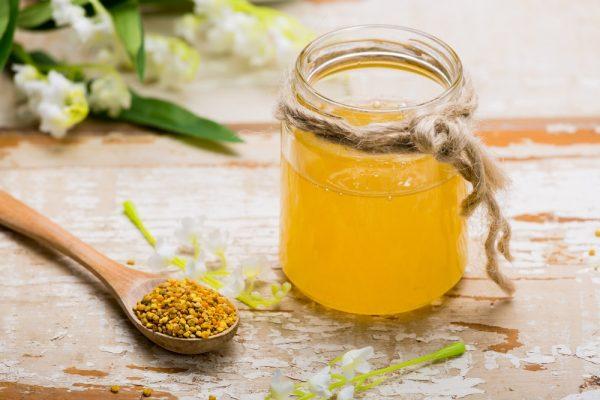 فواید گرده زنبور عسل یا گرده گل