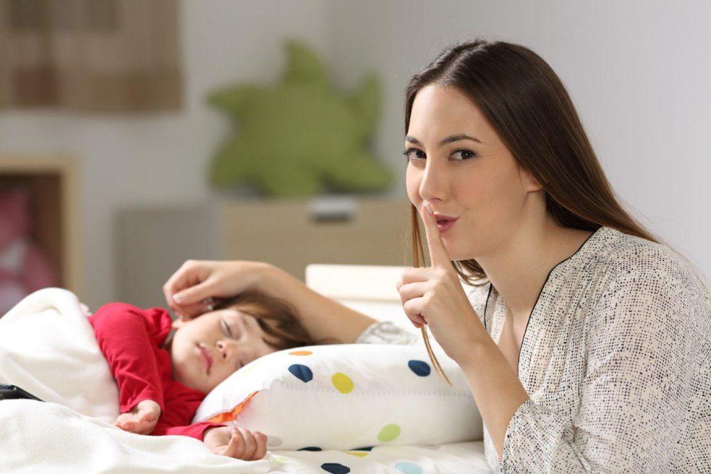 بهبود خواب کودک - چگونه فرزندتان را برای خواب آماده کنید؟