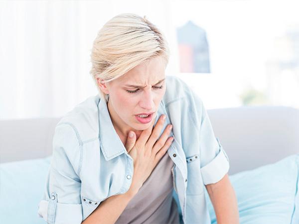 درمان مشکلات تنفسی