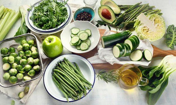 رژیم غذایی بیماری کرون و کاهش درد و التهاب