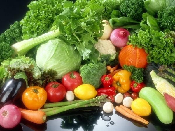 سبزیجات یکی از منابع گیاهی سرشار از آهن