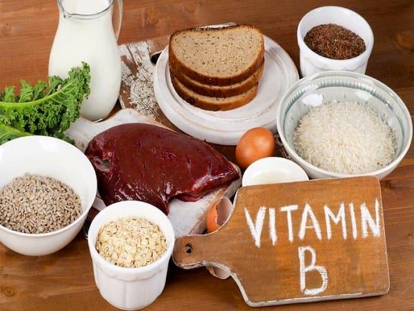 ویتامین ها و مواد مغذی برای سلامت ناخن ها - ویتامین B