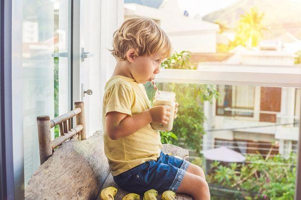 افزایش وزن کودک با روش های سالم