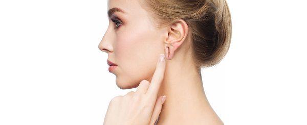درمان کشیدگی لاله گوش