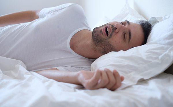 ارتباط تنگی نفس در خواب و سلامت دهان و دندان